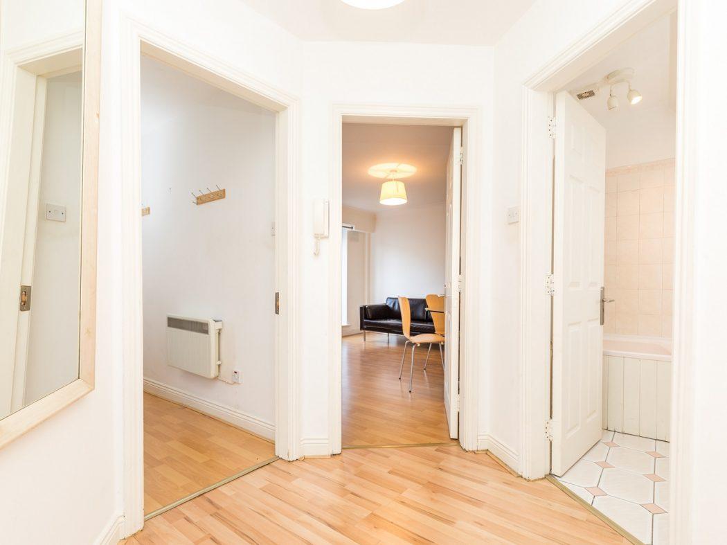 1. 21 Drury Hall - Hallway