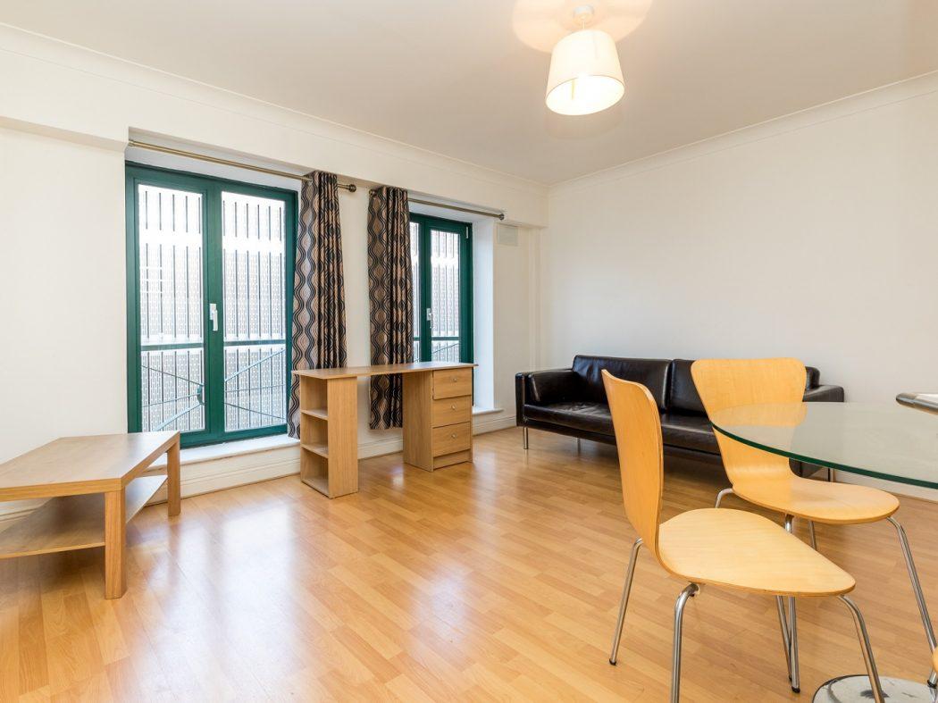 1. 21 Drury Hall - Living room
