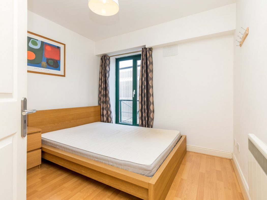 1. 21 Drury Hall - Master Bedroom