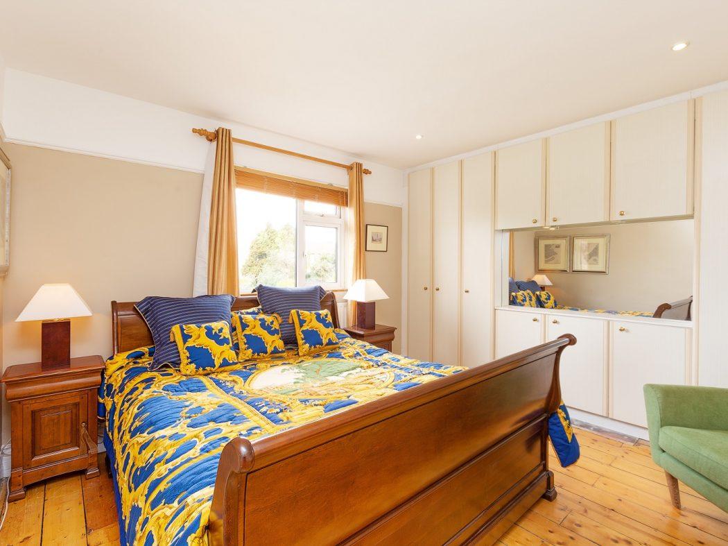 14 Marine Drive - master bedroom