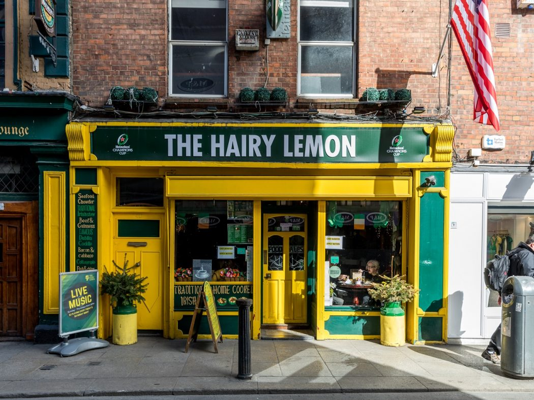 21 Drury Hall - Local bar