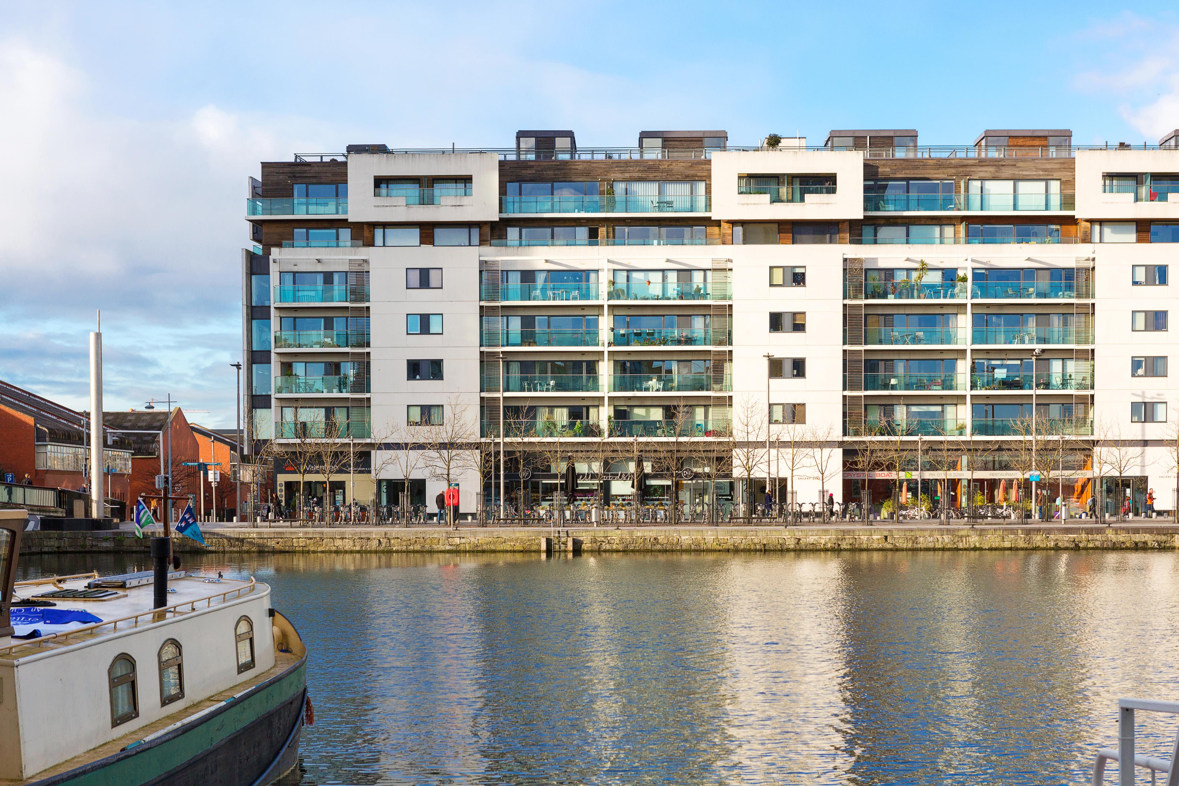 Gallery Quay, Block 2, Grand Canal Dock, Dublin 2.