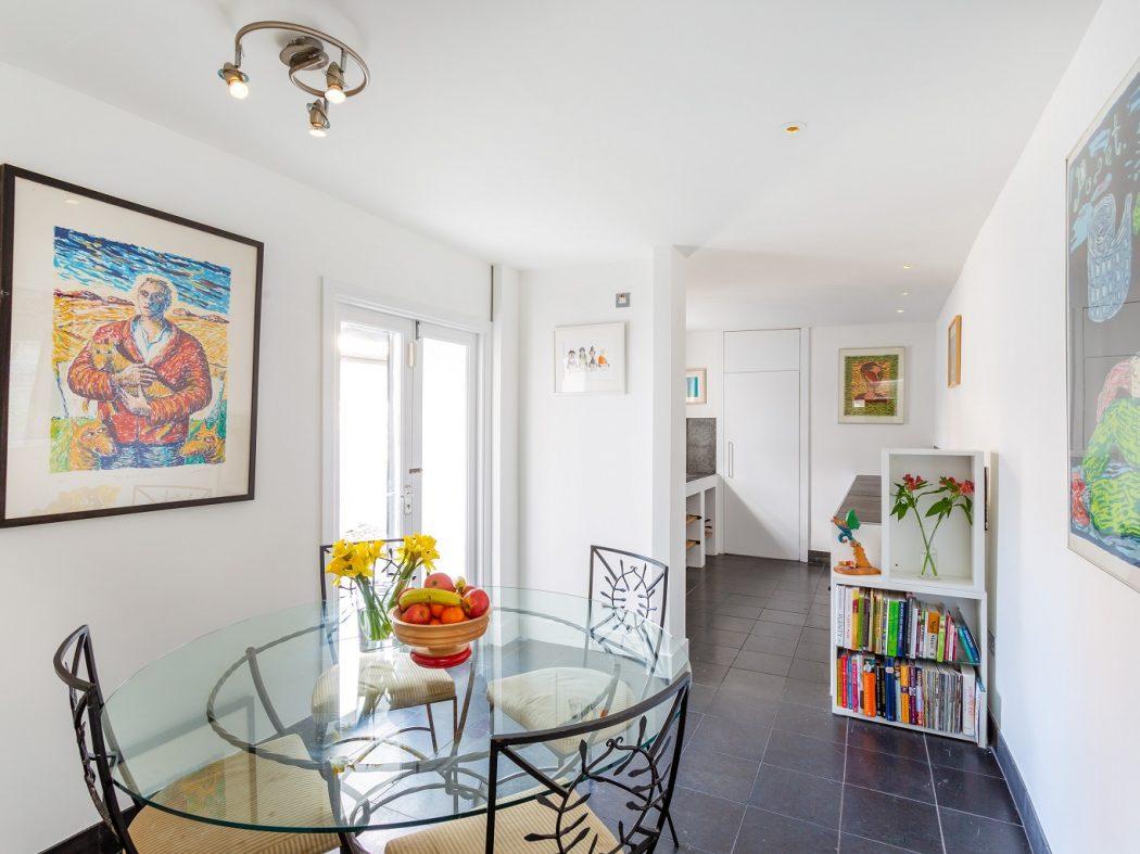 35 Rehoboth Place - Breakfast, kitchen area
