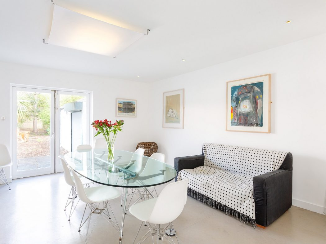 35 Rehoboth Place - Dining area to rear garden