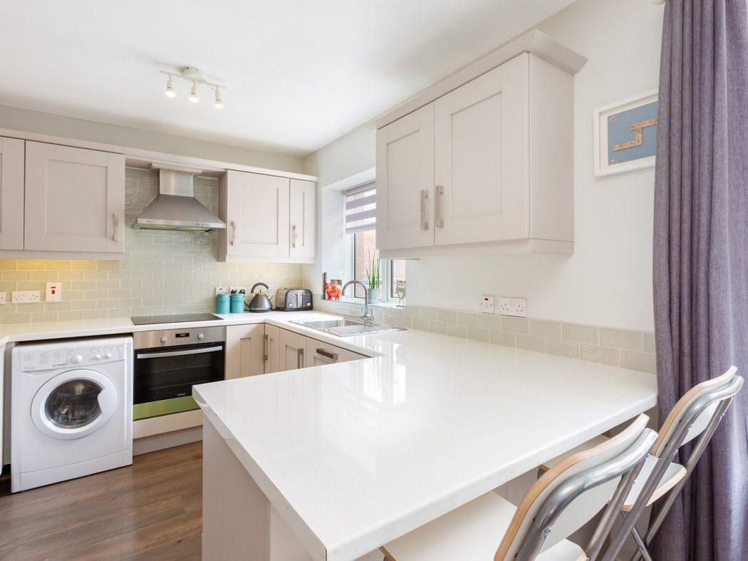 36 Swift Hall - Kitchen