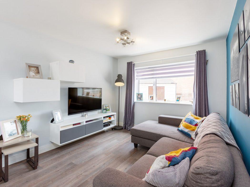 36 Swift Hall - Living Room