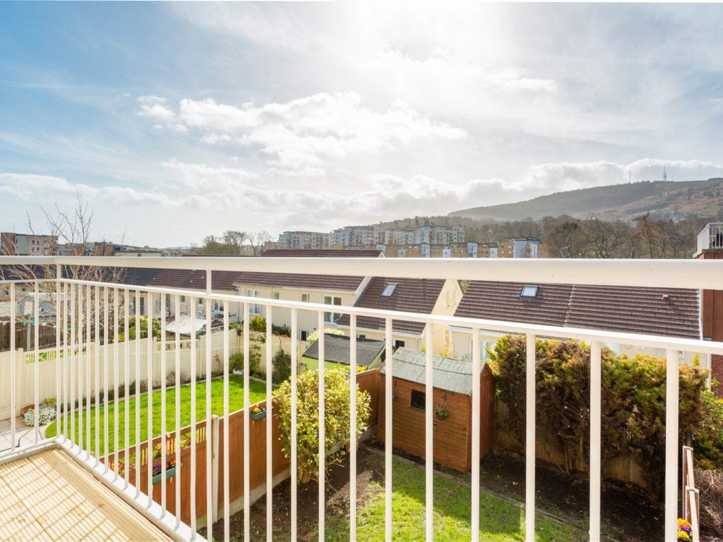 44 Cluain Shee - Balcony