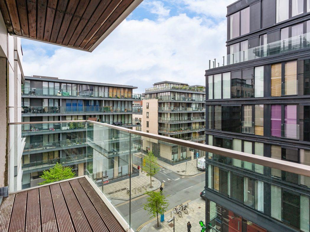 56 Forbes Quay - balcony