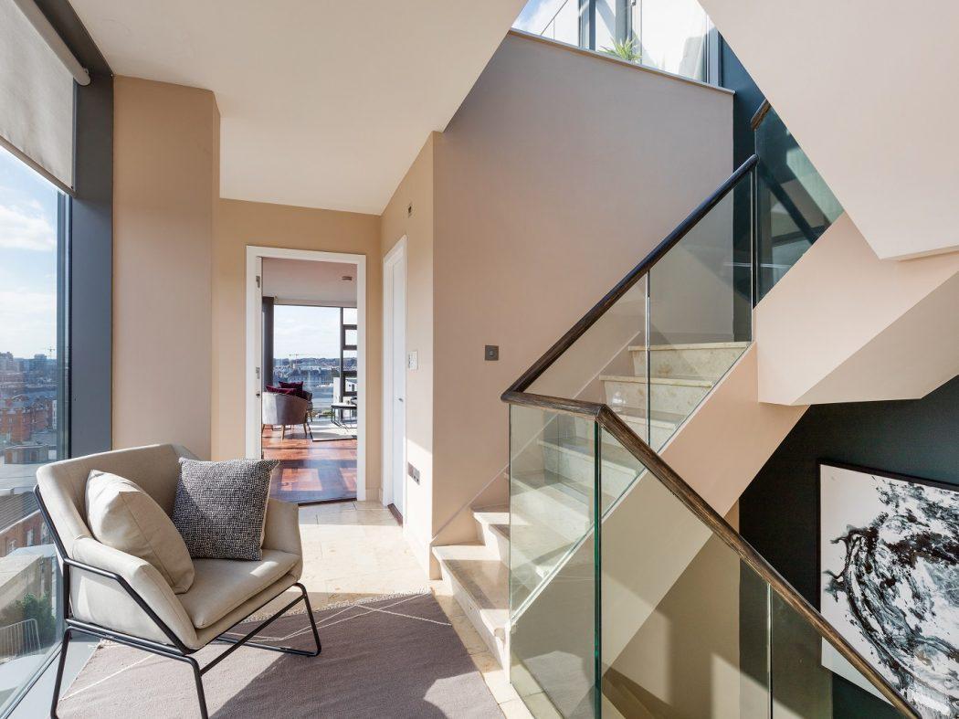 79, Block B Smithfield Market - Stairs