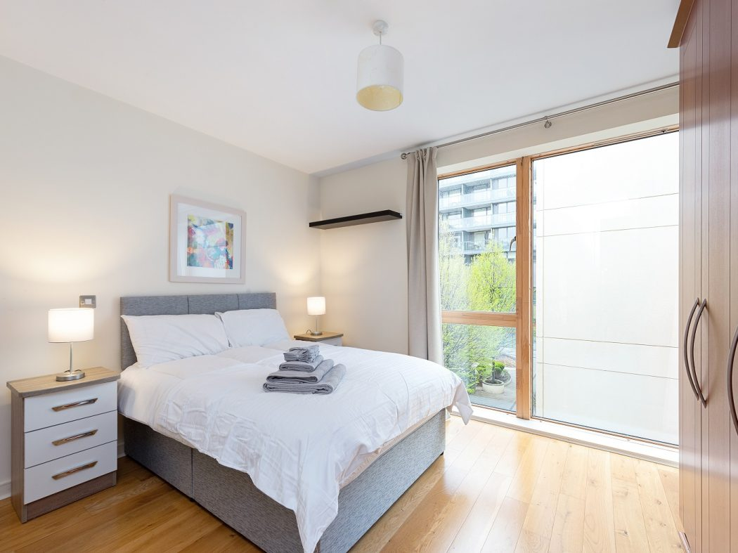 12 Hanover Quarter - bedroom 2