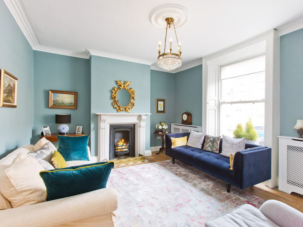 20 Synge Street - sitting room