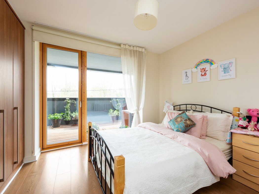 3 Maple Hall - Bedroom