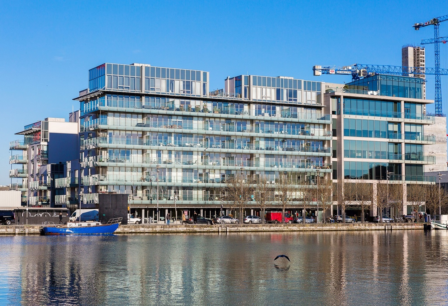 The Waterfront, Hanover Quay, Grand Canal Dock, Dublin 2