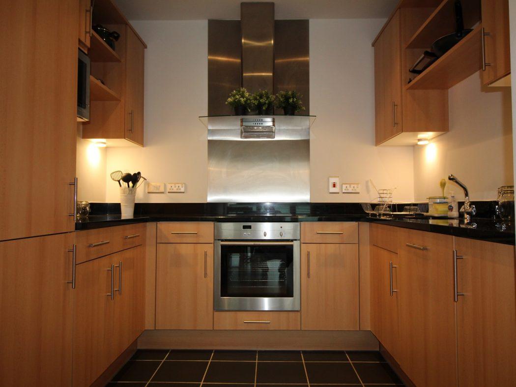 66 Pakenham House - Kitchen