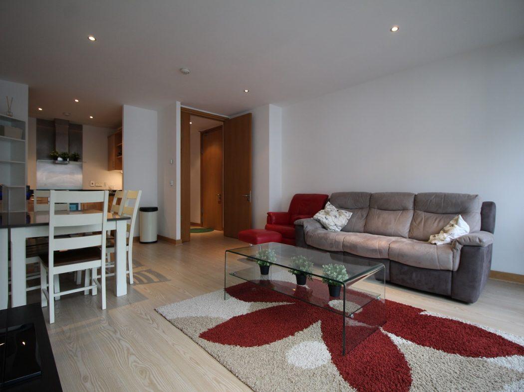 66 Pakenham House - Living room