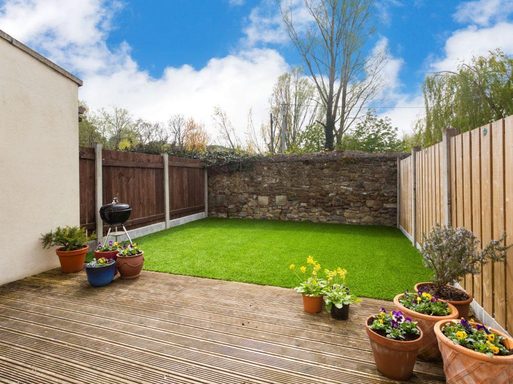 7 Milltown Court - Garden