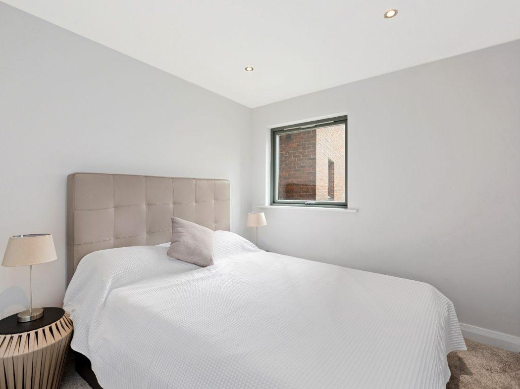 221 The Camden -Bedroom