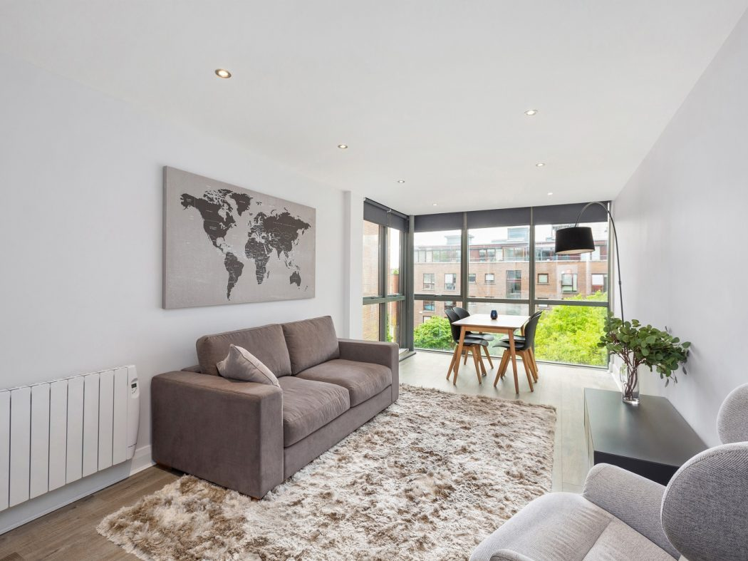 221 The Camden - Living Room 2