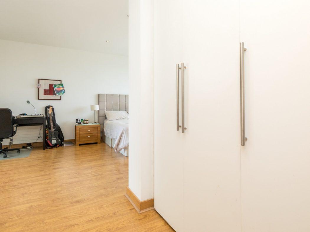 14 Pakenham House - Master Bedroom entrance