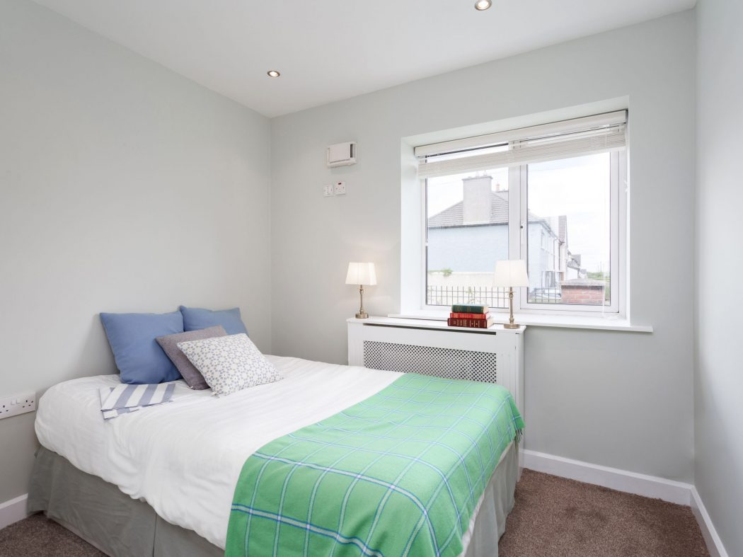 2 Carmichael - Bedroom
