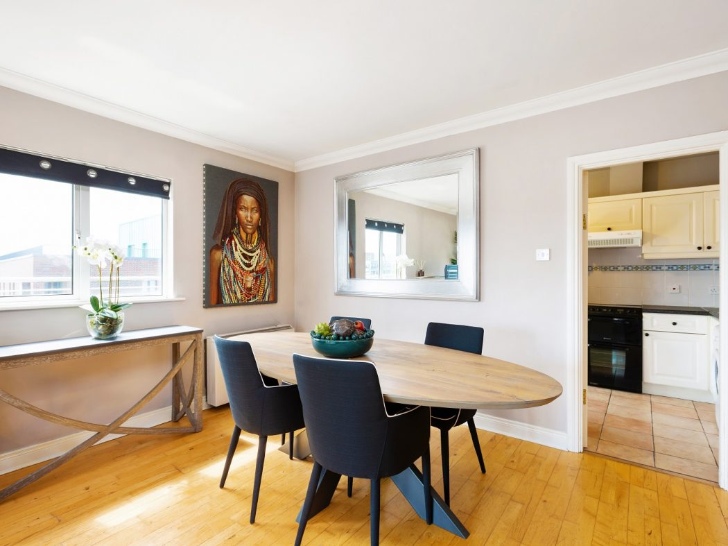 28 Harcourt Green - Dining area