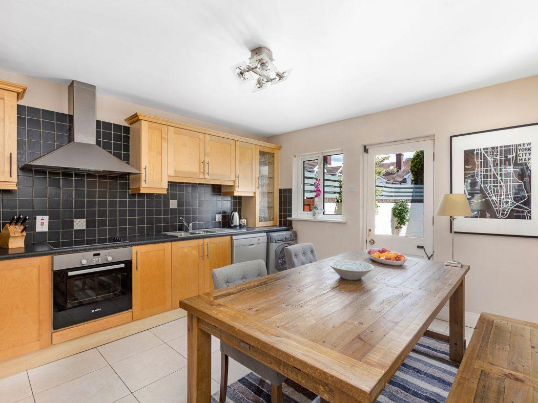 31 Millbrook Village - Kitchen