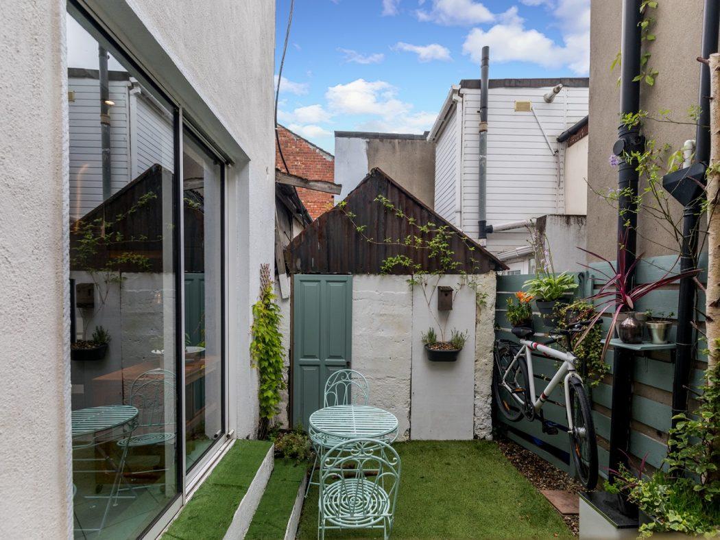 8 Lennox Place - Garden 2