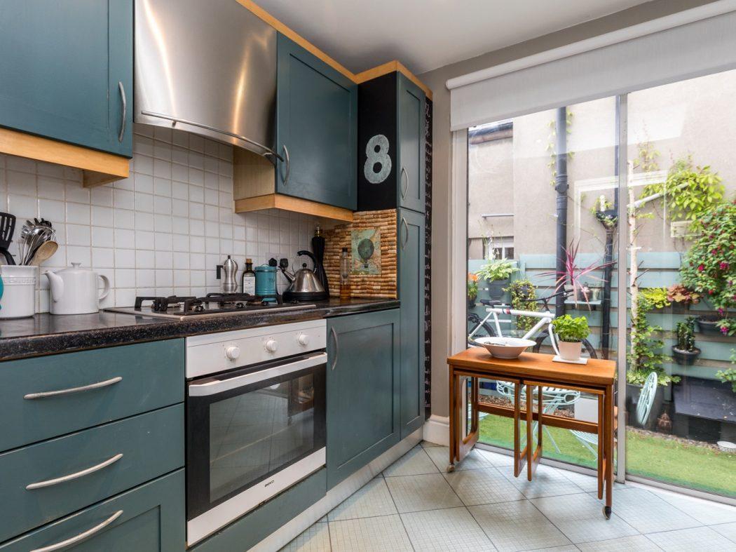 8 Lennox Place - Kitchen