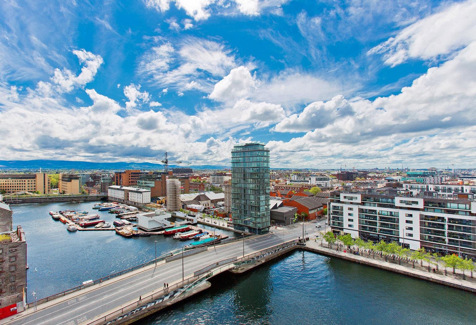 Millennium Tower, Grand Canal Dock, Dublin 4.