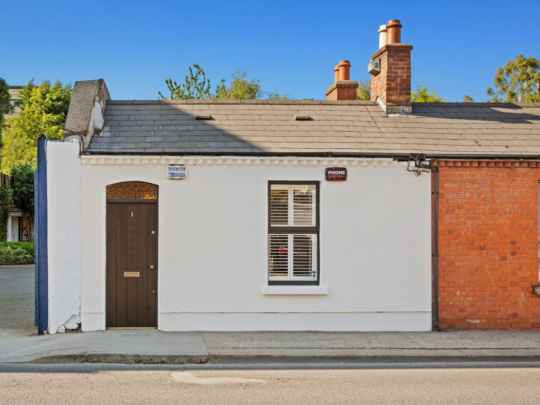 1 Faulkner's Terrace - Exterior