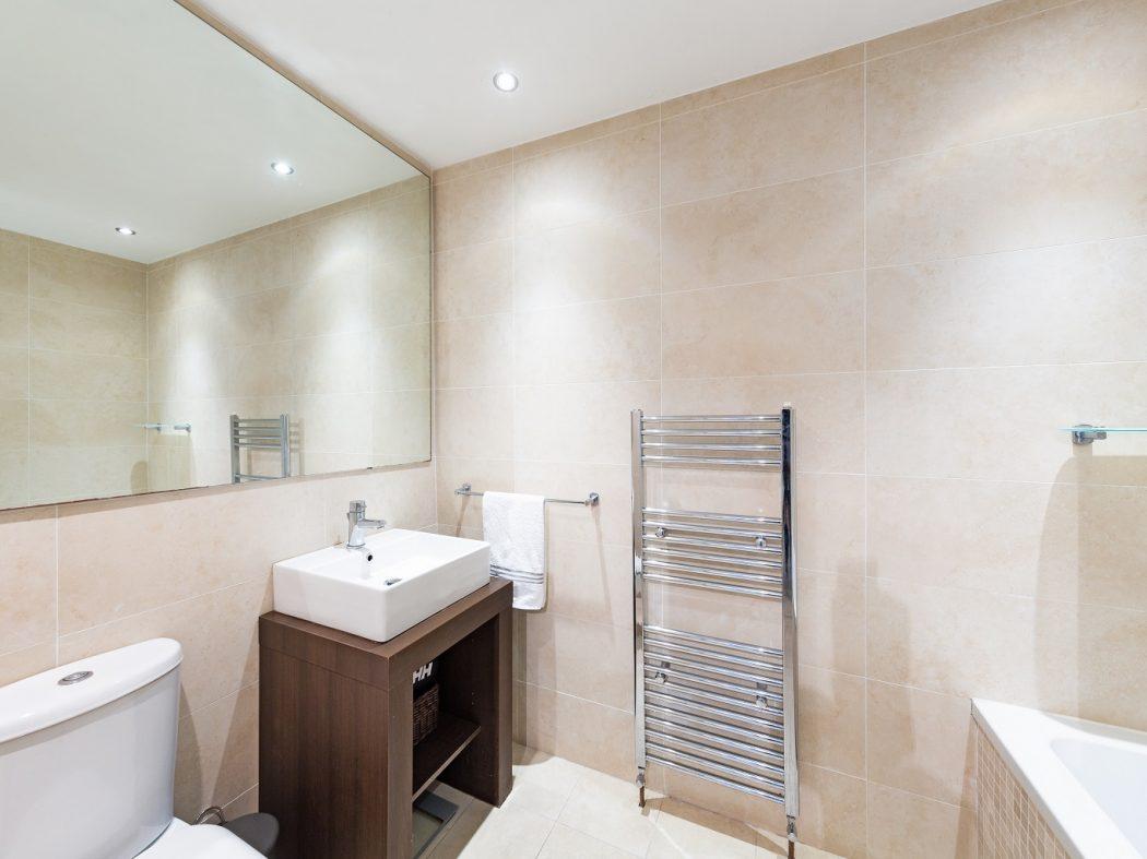 1 Faulner's Terrace - Bathroom