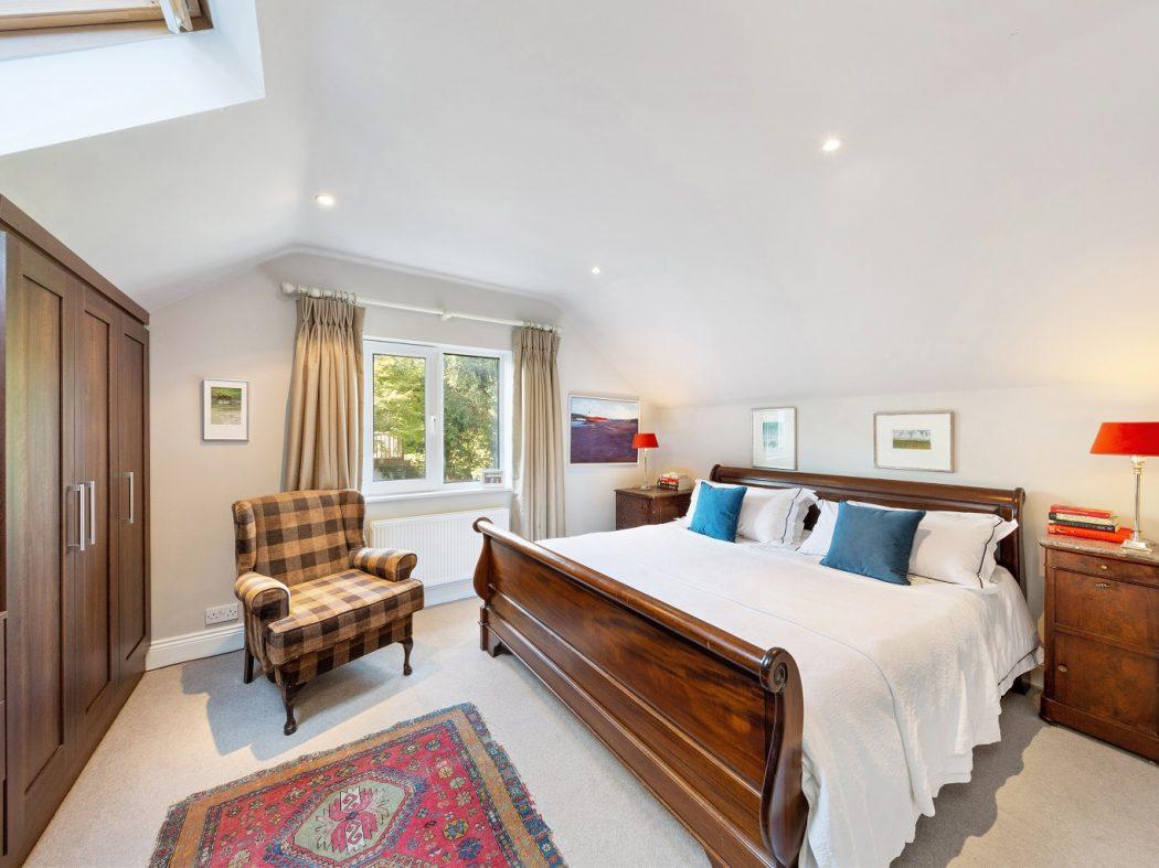 1 Faulner's Terrace - Bedroom 1