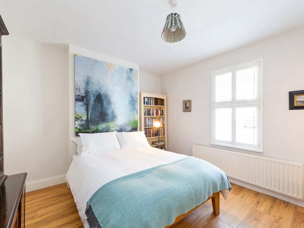 1 Faulner's Terrace - Bedroom 2