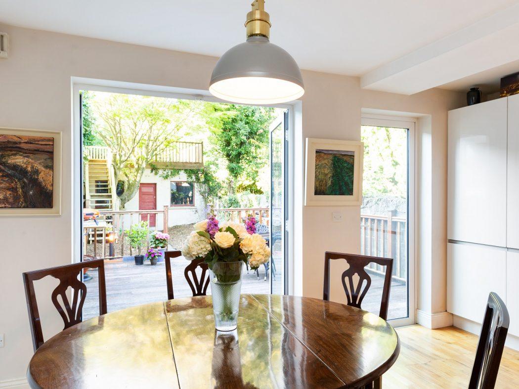 1 Faulner's Terrace - Dining, outside