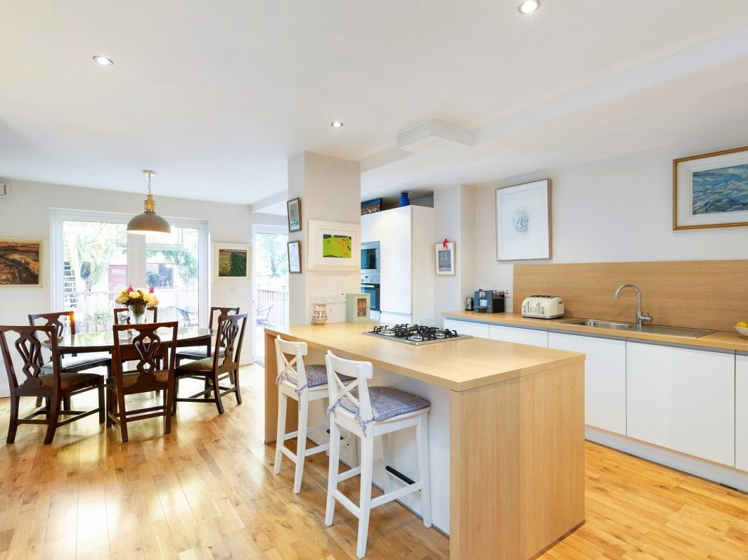 1 Faulner's Terrace - Kitchen, Dining