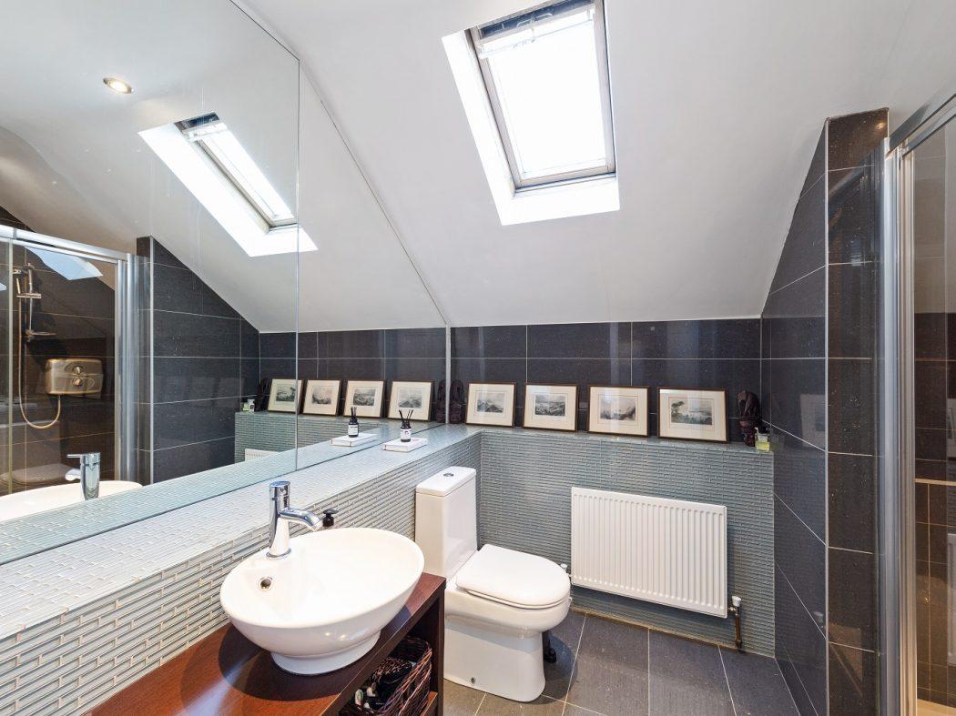 1 Faulner's Terrace - Showerroom