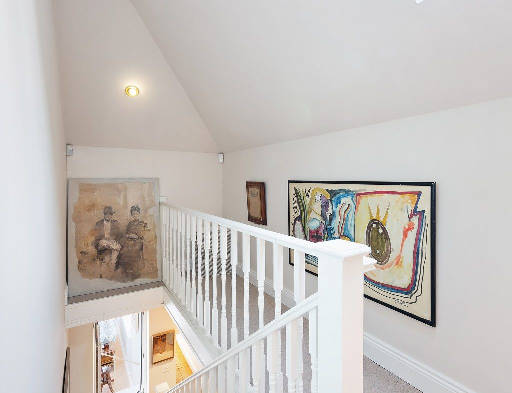 1 Faulner's Terrace - Stairwell