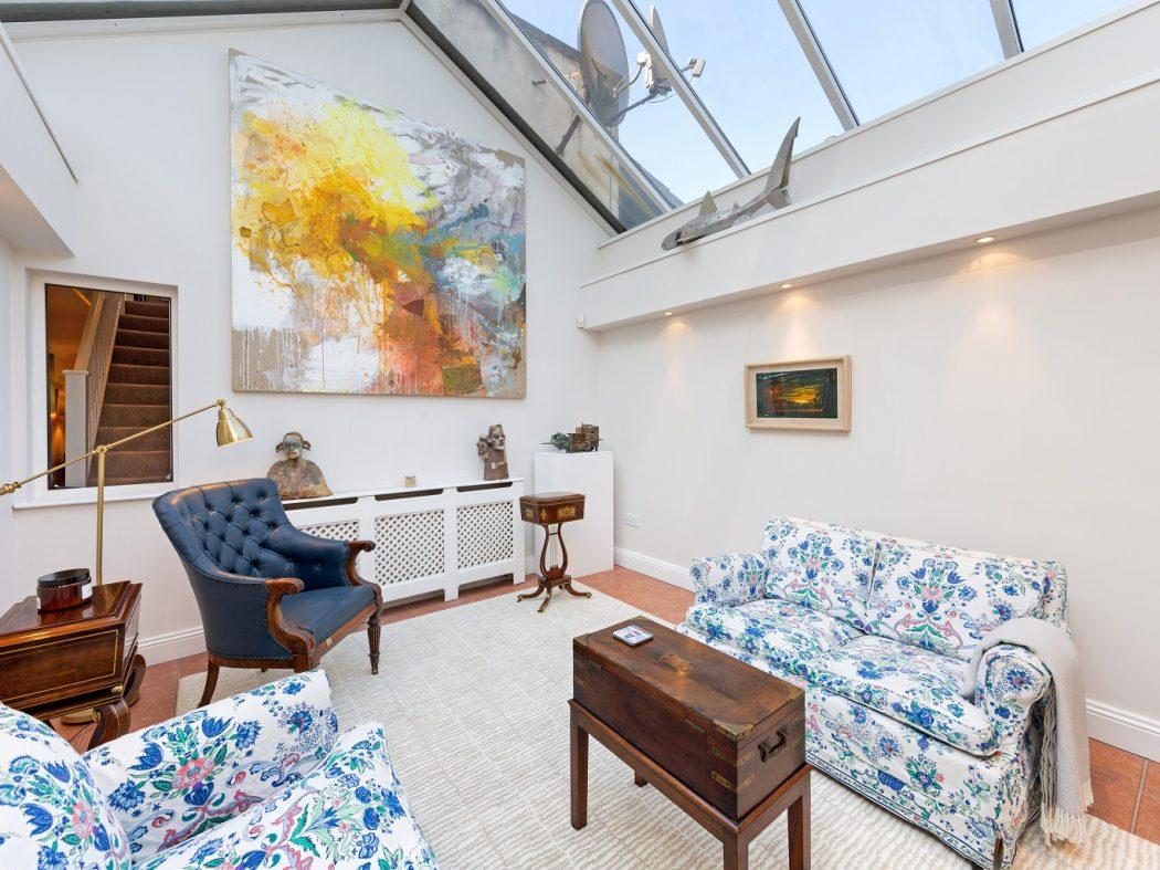 1 Faulner's Terrace - Sunroom 1