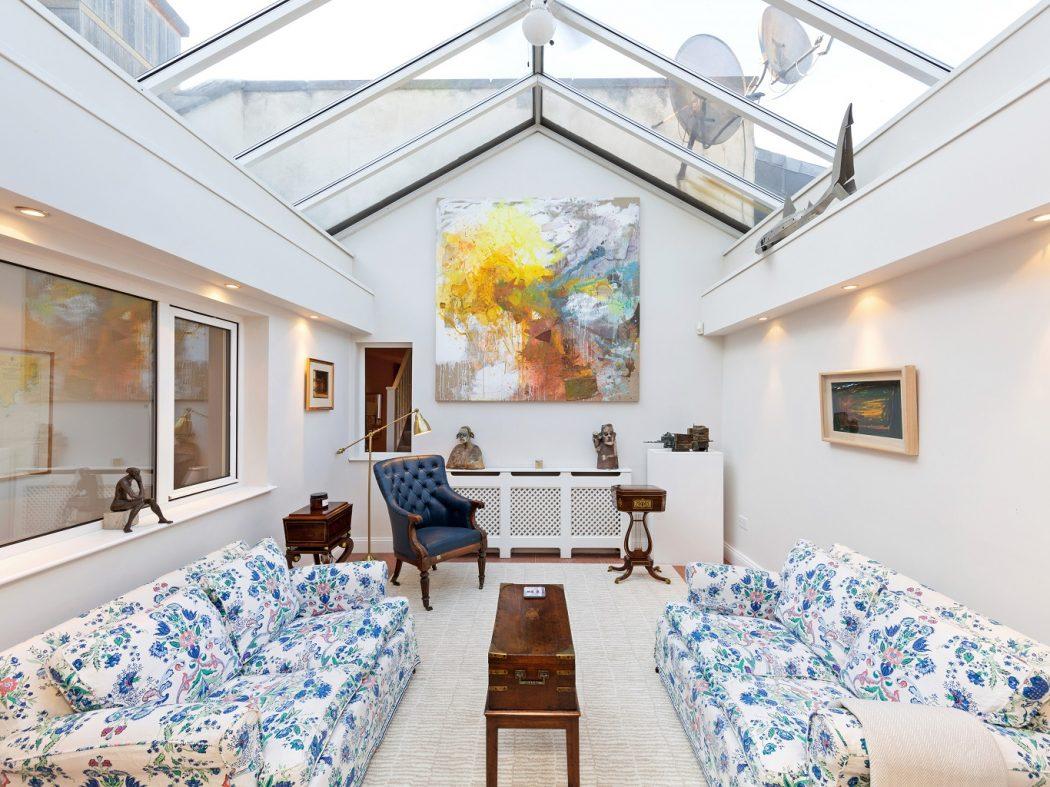 1 Faulner's Terrace - Sunroom 2
