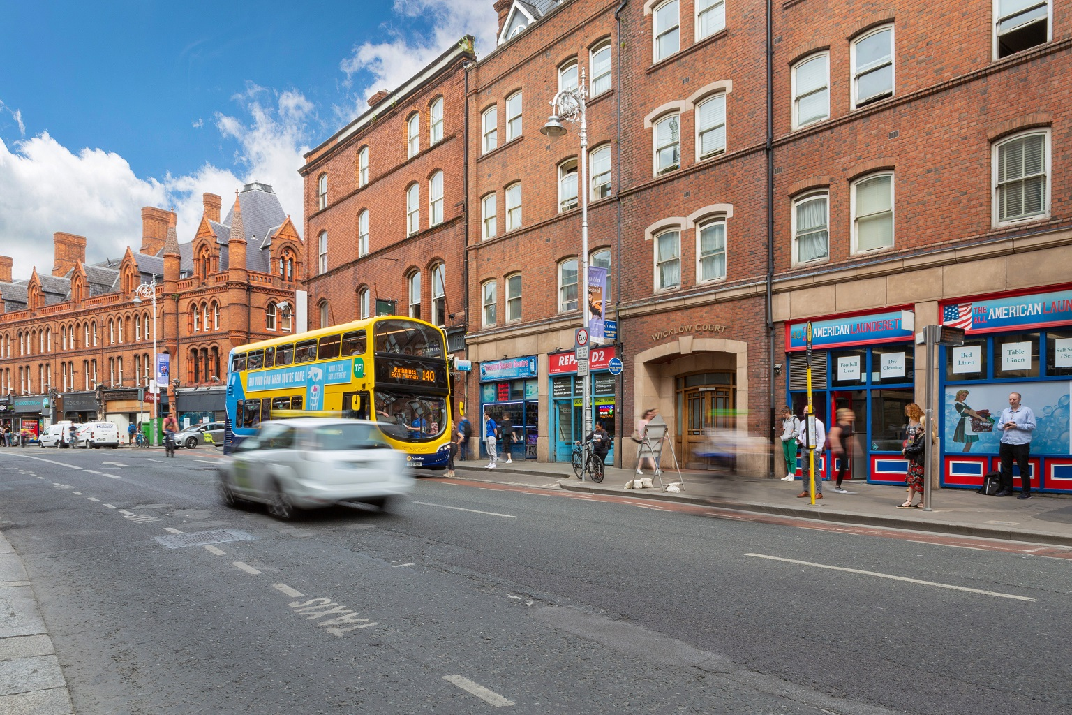 1 Wicklow Court, Great South Georges Street, Dublin 2.