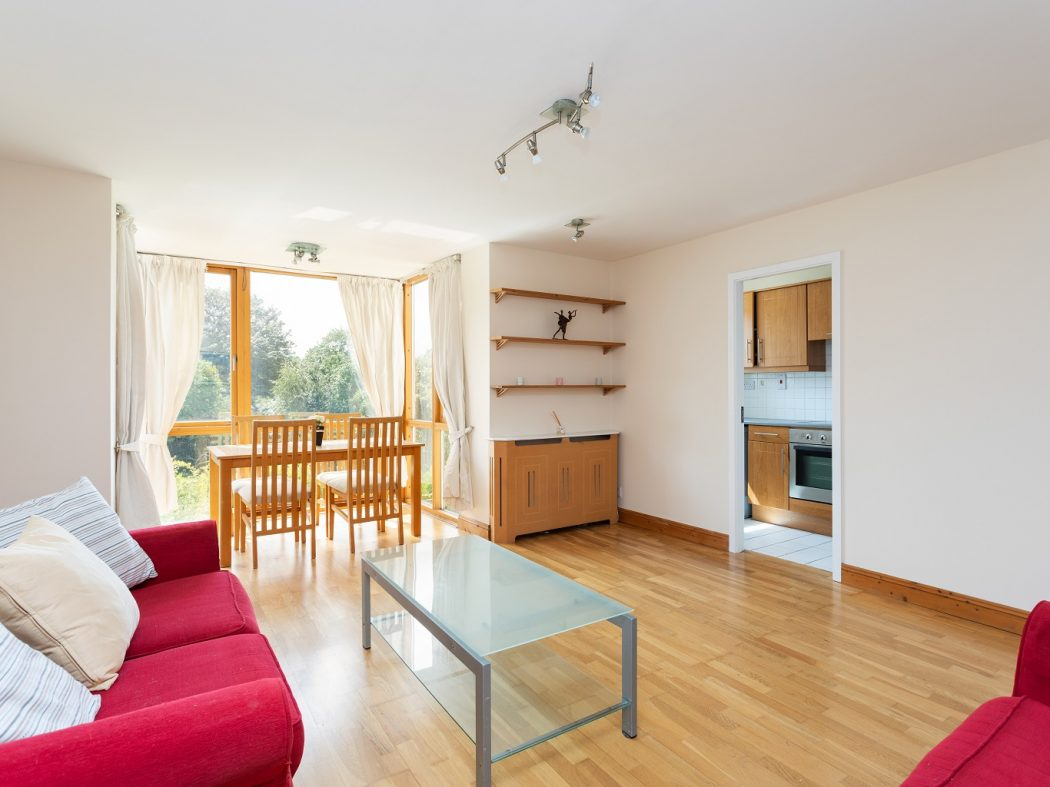 149 Bellevue - Living, dining, kitchen
