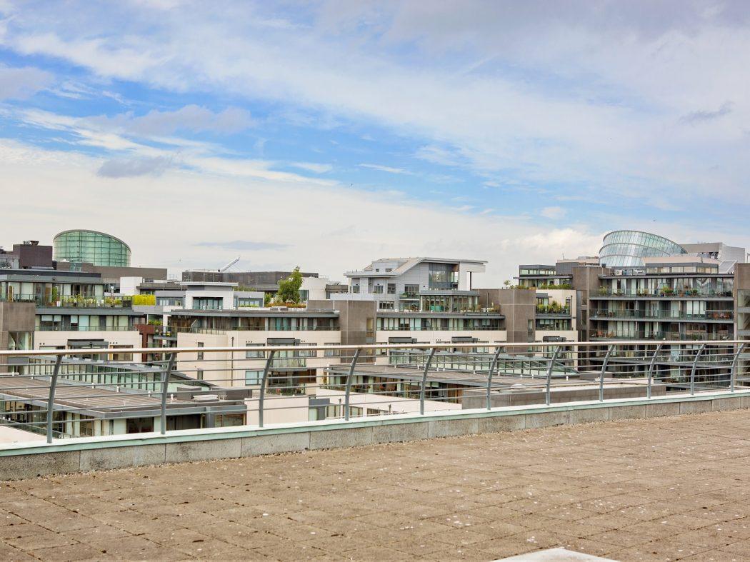 412 LBQ - Rooftop terrace