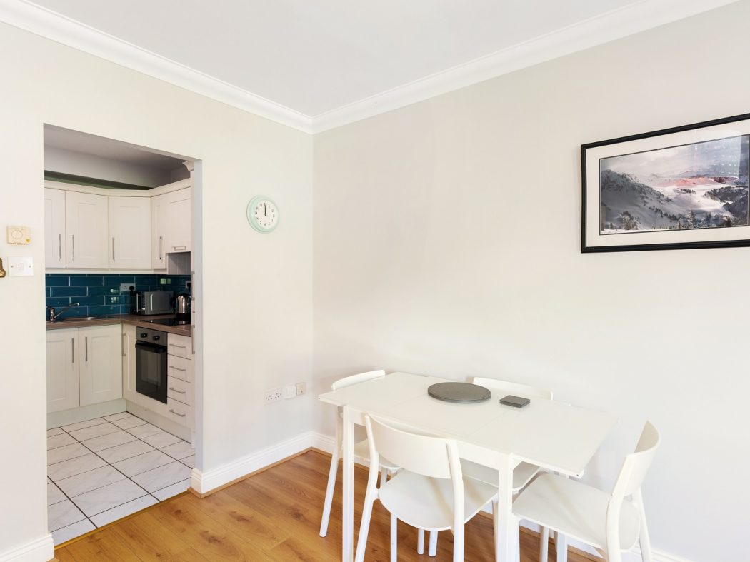 45 Abbeyfield - Dining area, kitchen