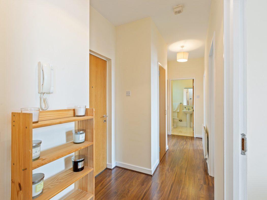 64 Beresford - Hallway