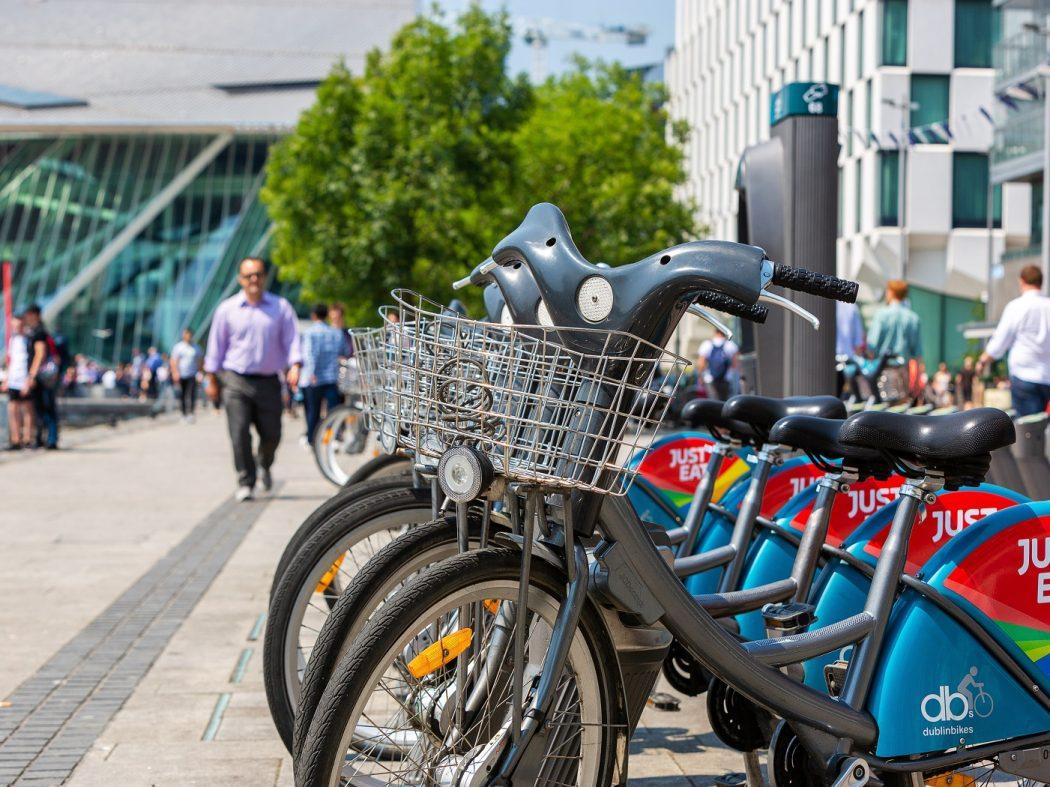 65TheWaterfront_Dublin bikes