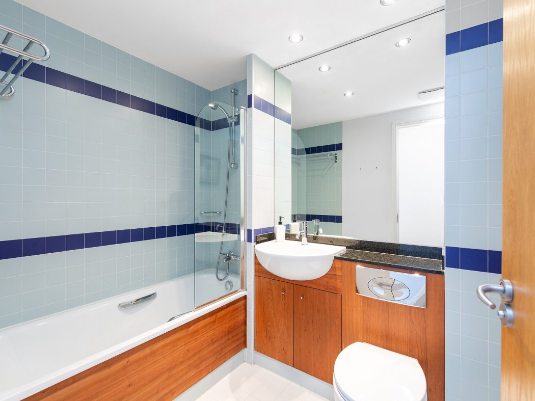 68 Hanover Dock - Bathroom