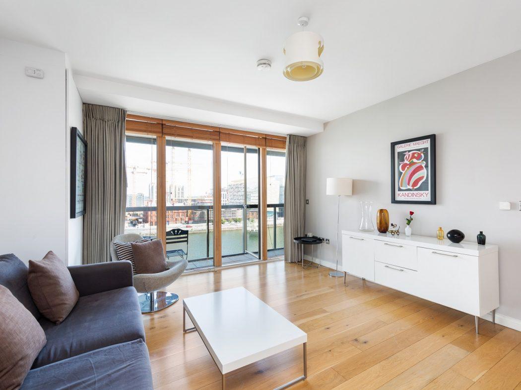 68 Hanover Riverside - Living room 2