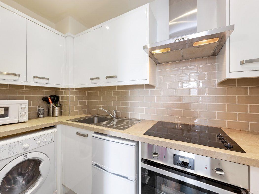 73 Bachelors Walk Apartments - kitchen