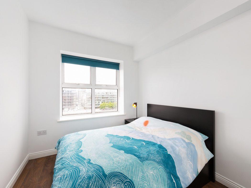 89 The Waterside - bedroom 1