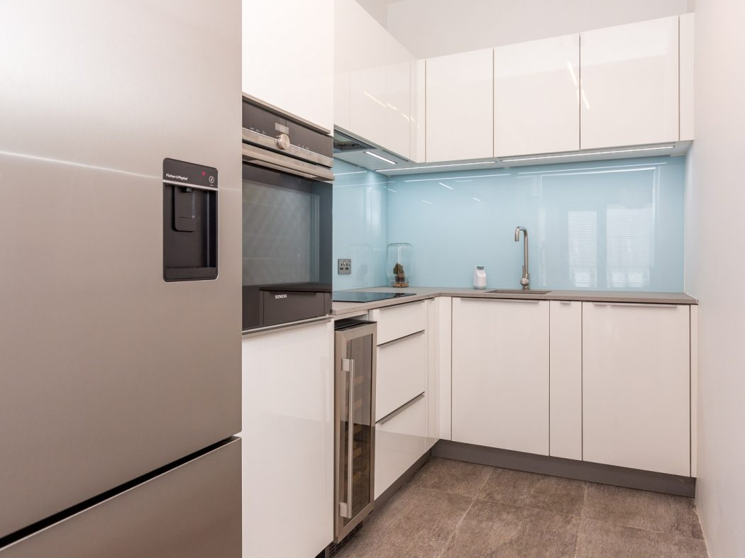 165 Skellig - Kitchen